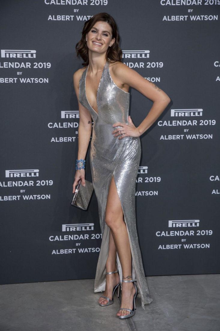 Isabeli Fontana - 2019 Pirelli Calendar Launch Gala in Milan