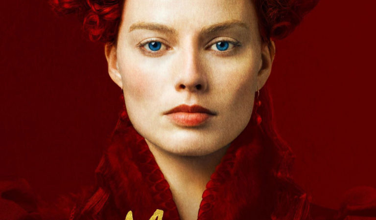 Celebrity Photoshoot – Margot Robbie as Mary Queen of Scots posters and promos