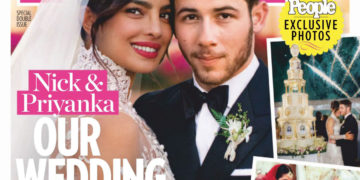 Priyanka Chopra and Nick Jonas – Wedding Photos for People Magazine (December 2018)