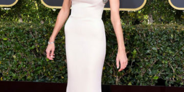 Giuliana Rancic at 2019 Golden Globe Awards