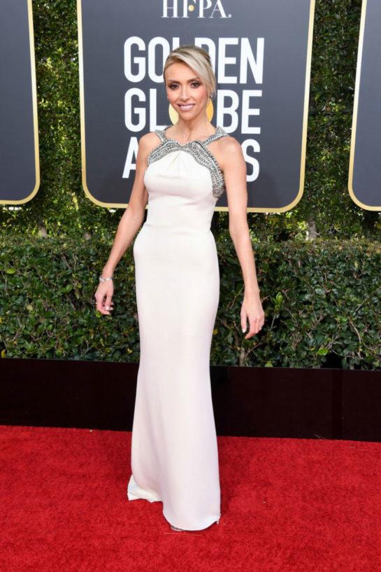 Giuliana Rancic at 2019 Golden Globe Awards