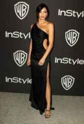 Jenna Dewan at InStyle and Warner Bros Golden Globes 2019 After Party