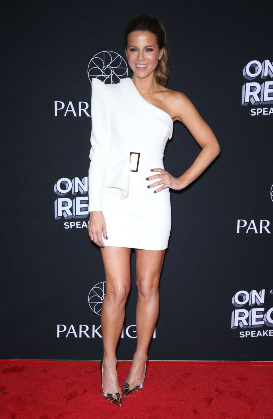 Kate Beckinsale On The Record Grand Opening in Las Vegas