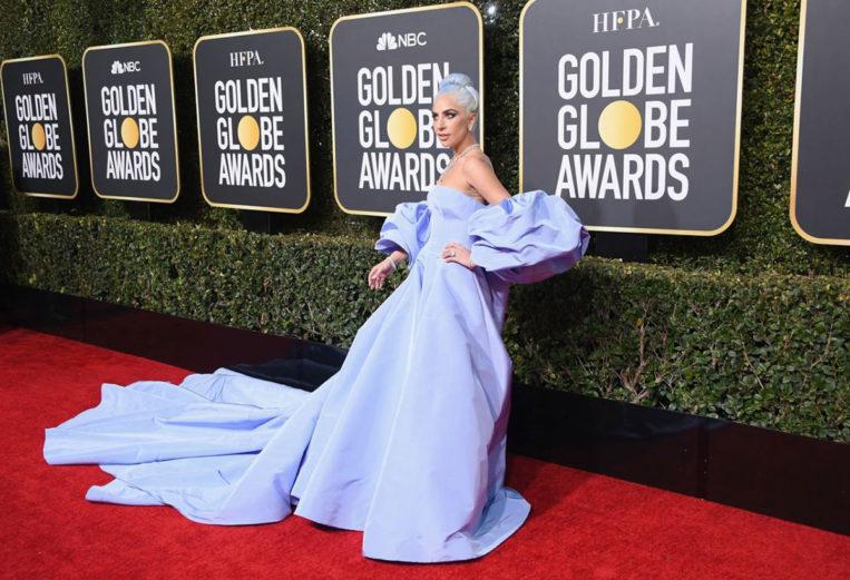 Lady Gaga at 2019 Golden Globe Awards
