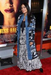 Rosario Dawson at Miss Bala Premiere in Los Angeles
