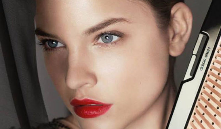 Makeup – Barbara Palvin for Armani Beauty 2019