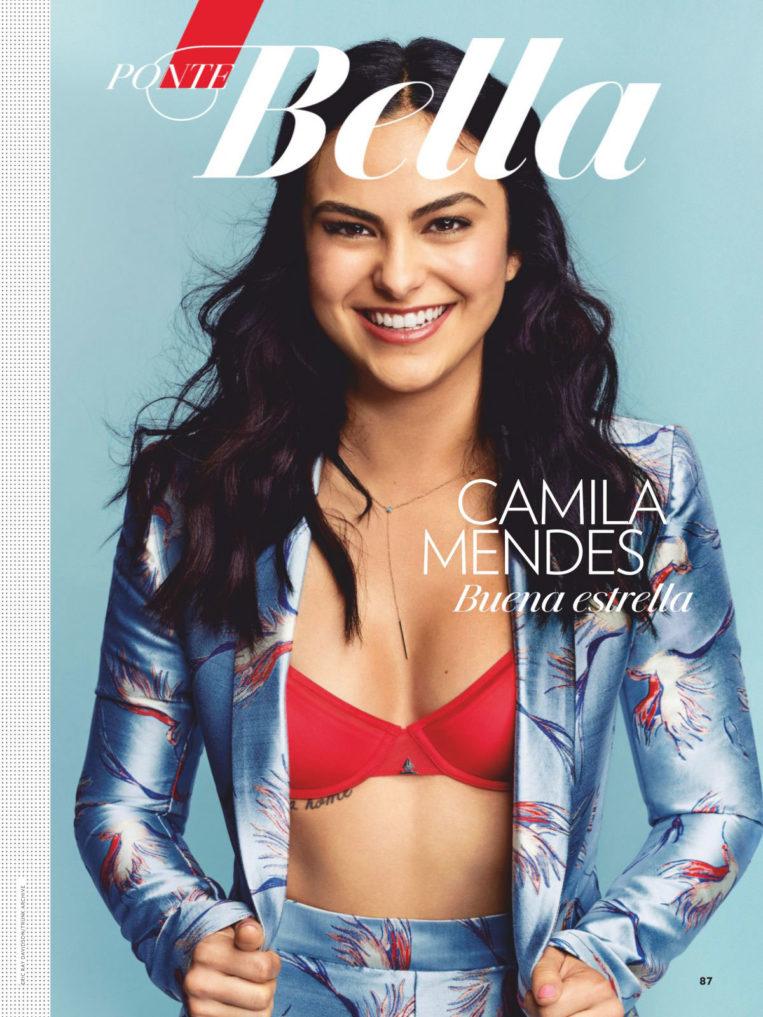 Camila Mendes in People en Espanol Magazine (March 2019)
