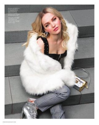 Dove Cameron in Daily Front Row Magazine (Febrauary 2019)