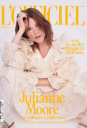 Julianne Moore in L'Officiel Paris (March 2019)
