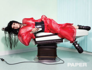 Katy Perry for Paper Magazine's Spring 2019 Issue