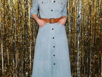 Qingzi Kan at Michael Kors Show at New York Fashion Week