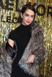 Sara Legge at Michael Kors Show at New York Fashion Week