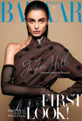 Taylor Hill in Harper's Bazaar Magazine (Australia March 2019)