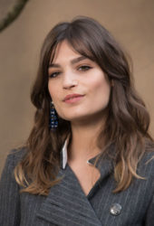 Alma Jodorowsky – Chanel Forest Runway Show in Paris