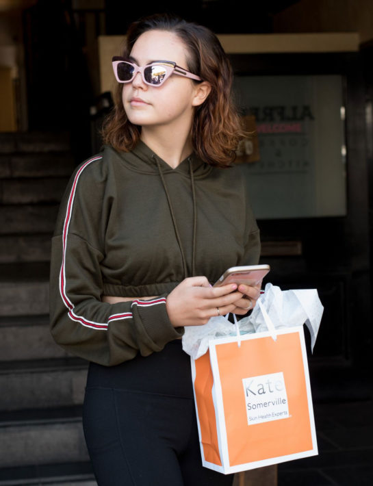 Bailee Madison - Out in Los Angeles