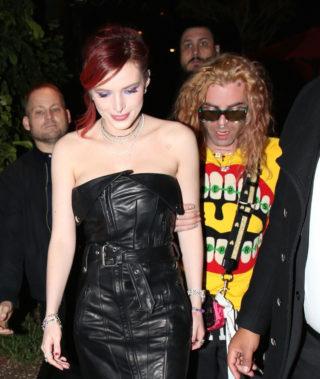 Bella Thorne - Avenue Nightclub In Hollywood