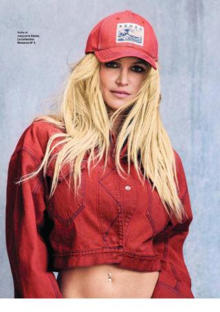 Britney Spears Grazia Magazine (March 2018)