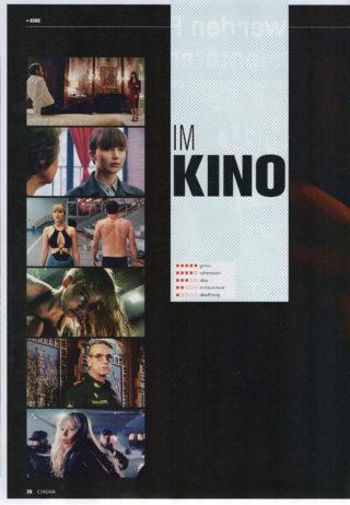 Jennifer Lawrence – Cnema Magazine (Germany March 2018)