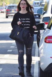 Jennifer Love Hewitt - Out in Santa Monica