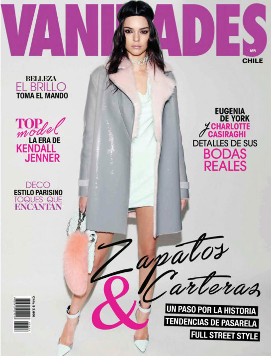 Kendall Jenner - Vanidades Magazine (Chile March 2018)