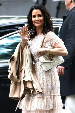 Kyle Richards – Khloe Kardashian's Baby Shower