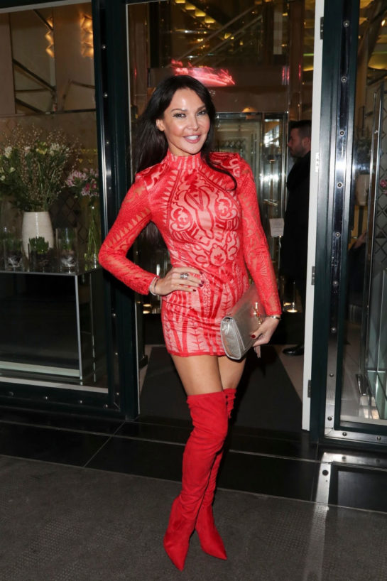Lizzie Cundy - Ivy Restaurant in London