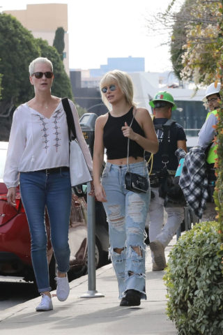 Lottie Moss - Out in West Hollywood
