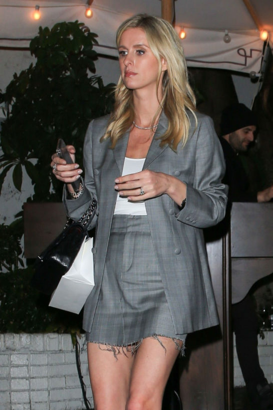 Nicky Hilton Night Out in Los Angeles