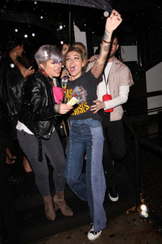 Paris Jackson - Dior Addict Lacquer Pump Launch Party in West Hollywood
