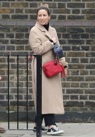 Rachel Stevens - Primrose Hill, London