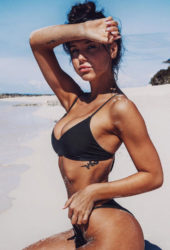 Alexis Ren in Bikini – Social Media