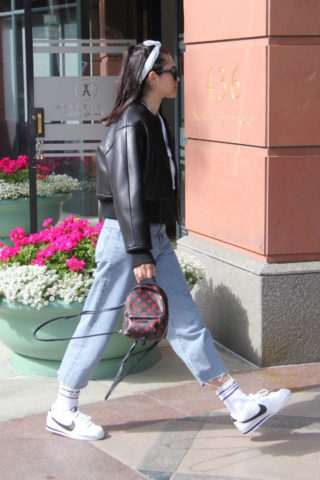 Amelia Grey Hamlin - Out in Beverly Hills