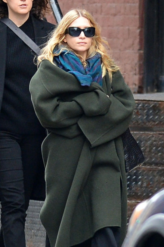 Ashley Olsen - Out in New York