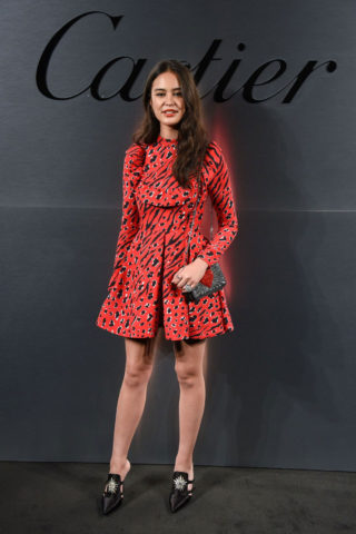 Courtney Eaton – Cartier's Bold and Fearless Celebration in San Francisco