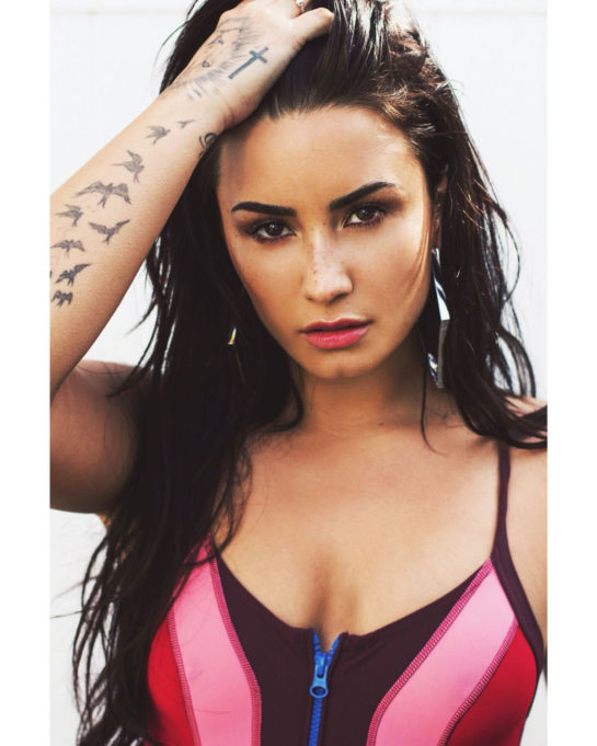 Demi Lovato by Angelo Kritikos Photoshoot 2018