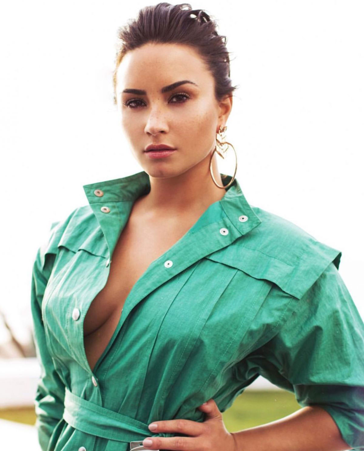 Celebrity Photoshoot - Demi Lovato by Angelo Kritikos ...