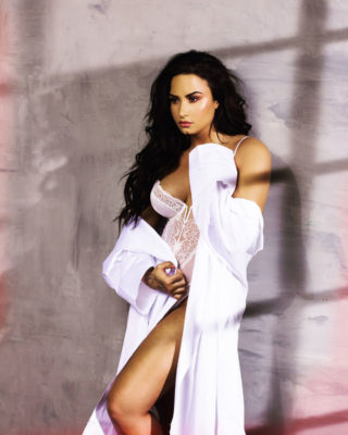 Demi Lovato by Angelo Kritikos Photoshoot 2018