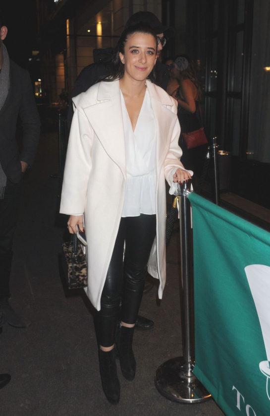Ella Jade – Night Out in London