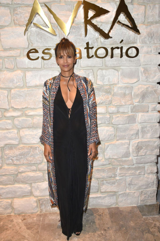 Halle Berry at Avra Beverly Hills Opening in Beverly Hills