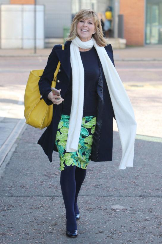 Kate Garraway - Out in London