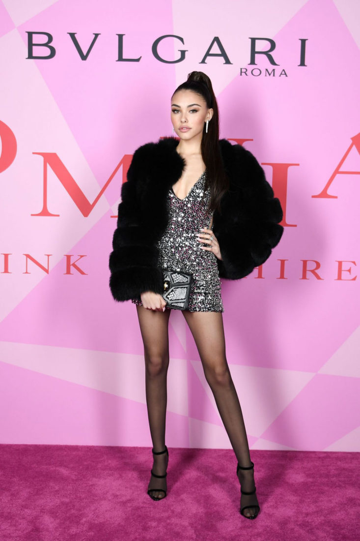 "Madison Beer – Bvlgari Celebrates New Fragrance ""Omnia Pink Sapphire"" in Los Angeles"