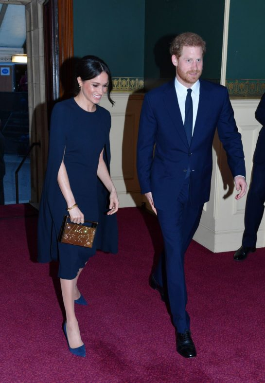 Meghan Markle and Prince Harry – Queen Elizabeth II 92nd Birthday Celebration in London