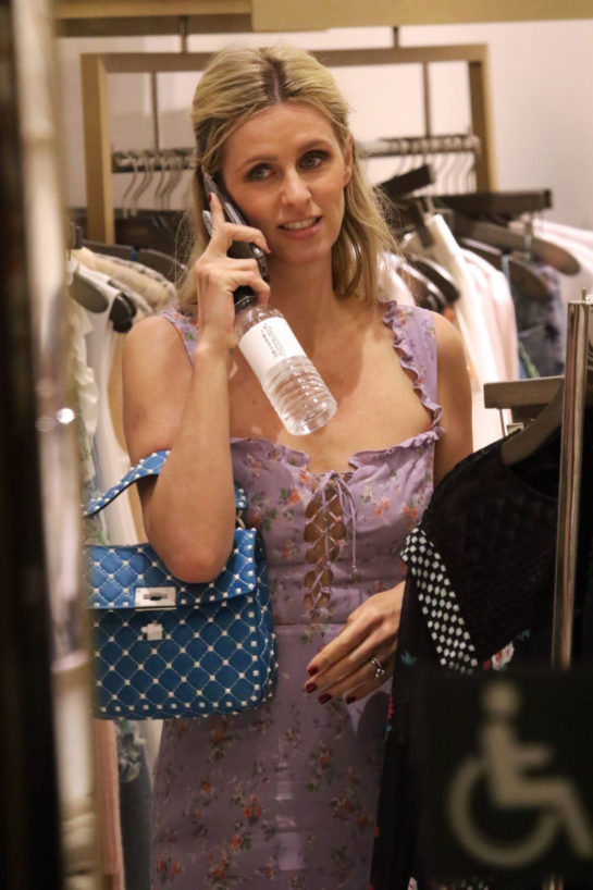 Nicky Hilton - Shopping in Miami