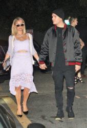 Paris Hilton at Paris Jackson's Birthday Party at Hyde Nightclub in Los Angeles