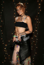Paris Jackson - Dior Sauvage Party in Pioneertown