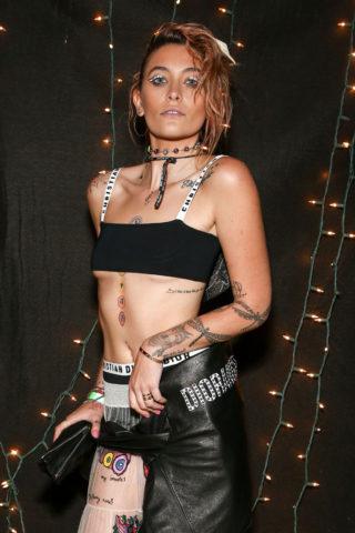 Paris Jackson - Dior Sauvage Party in Pioneertown