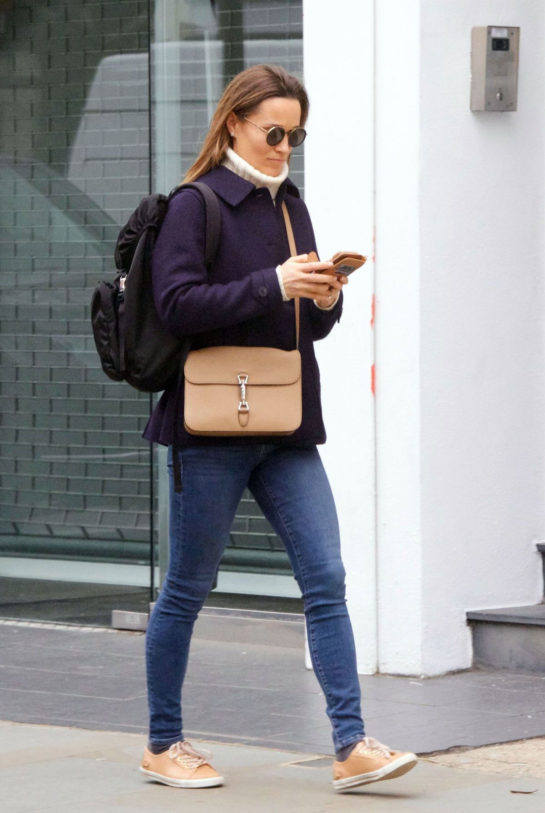 Pippa Middleton in London