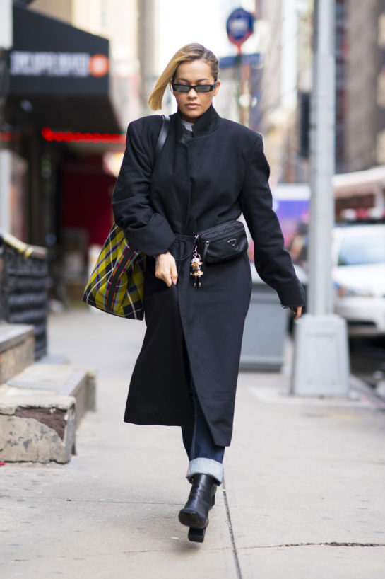 Rita Ora – Out in New York City