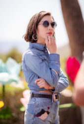 Rowan Blanchard – Ugg Collective Hosts Festival Kick-Off Brunch at Coachella