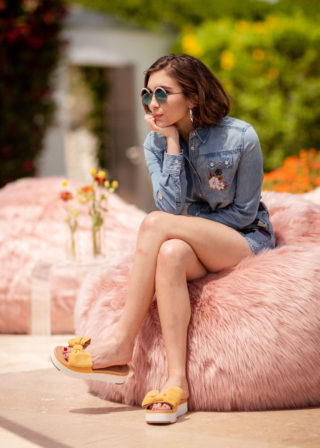 Rowan Blanchard – Ugg Collective Hosts Festival Kick-Off Brunch at Coachella